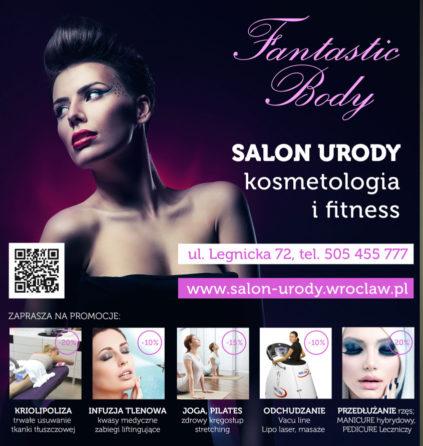 Salon urody fantastic body